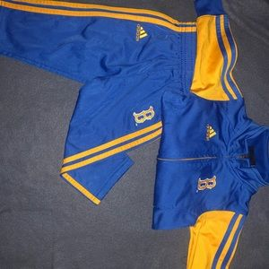 UCLA Baby Outfit.